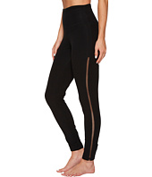 Yummie - Leggings with Mesh Elastic at Sides