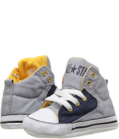 Converse Kids - Chuck Taylor All Star First Star High Street - Hi (Infant/Toddler)