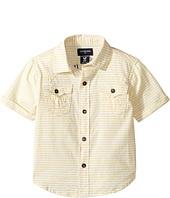 True Religion Kids - Woven Stripe Shirt (Toddler/Little Kids)