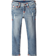 True Religion Kids - Casey Super T Skinny in Perry Wash (Toddler/Little Kids)