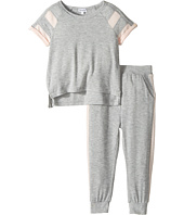 Splendid Littles - Loose Knit Football Sweat Set (Toddler)