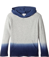 Splendid Littles - Dip-Dye Hooded Top (Little Kids/Big Kids)