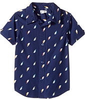 Splendid Littles - All Over Printed Lightning Bolts Woven Shirt (Toddler)