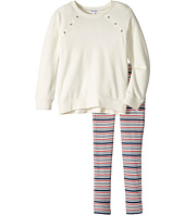 Splendid Littles - Grommet Sweatshirt Set (Little Kids)
