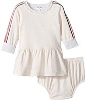 Splendid Littles - Speckle Baby French Terry Sweatshirt Dress (Infant)