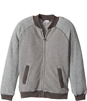 Splendid Littles - Birdseye Knit Zip-Up Jacket (Little Kids/Big Kids)