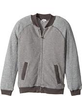 Splendid Littles - Birdseye Knit Zip-Up Jacket (Little Kids/Big Kids)