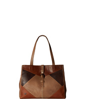 Born - Distressed Leather Tote