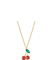 Kate Spade New York - Ma Cherie Cherry Mini Pendant Necklace