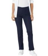 NYDJ Petite - Petite Marilyn Straight Jeans in Rinse