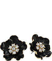 Kate Spade New York - Precious Poppies Stud Earrings