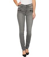 NYDJ - Alina Legging Jeans w/ Zippers in Future Fit Denim in Alchemy