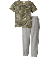 Splendid Littles - Camo Tee and Pants Set (Little Kids/Big Kids)