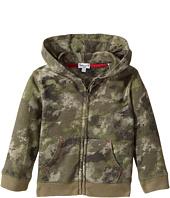 Splendid Littles - Camo Hoodie Zip-Up Jacket (Infant)