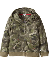 Splendid Littles - Camo Hoodie Zip-Up Jacket (Toddler)