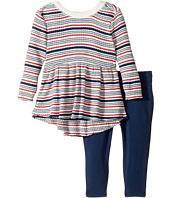 Splendid Littles - Yarn-Dyed Stripe Sweater Shirt with Leggings Set (Infant)