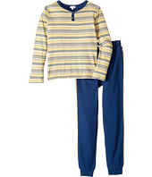 Splendid Littles - Striped Henley Shirt and Pants Set (Little Kids/Big Kids)