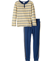 Splendid Littles - Striped Henley Shirt and Pants Set (Toddler)