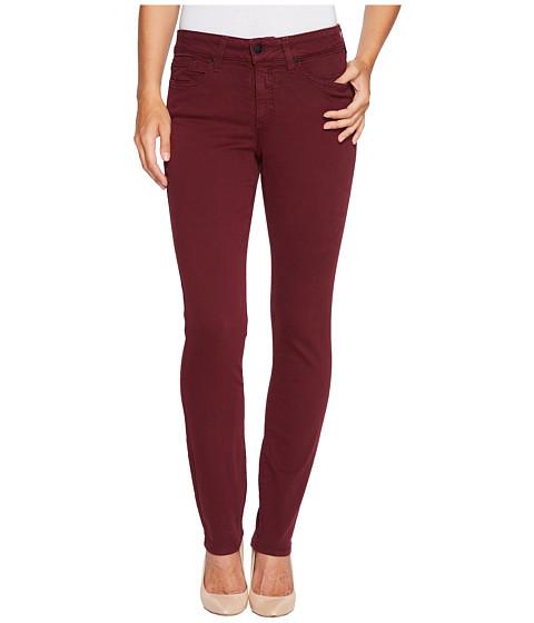 NYDJ Alina Legging Jeans in Deep Currant
