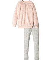 Splendid Littles - Sherpa Sweatshirt with Leggings Set (Little Kids)