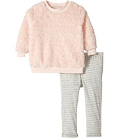 Splendid Littles - Sherpa Sweatshirt with Leggings Set (Infant)