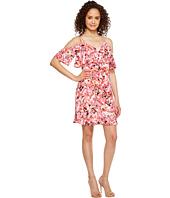 Jessica Simpson - Printed Cold Shoulder Dress JS7A9571