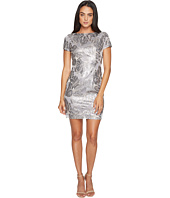 Tahari by ASL - Sequin T-Shirt Dress