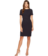 Tahari by ASL - Pinstripe Sheath Dress