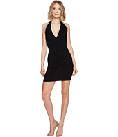 Nicole Miller - Tidal Pleat Halter Dress