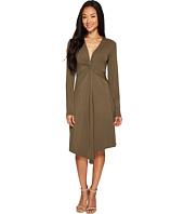 Mod-o-doc - Cotton Modal Spandex Jersey Seamed Flyaway Dress
