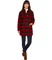 Pendleton - Plaid Club Collar Coat
