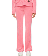 Juicy Couture - Venice Beach Patches Microterry Del Rey Pants