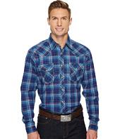 Wrangler - 20X Competition Ac Shirt Snap Plaid