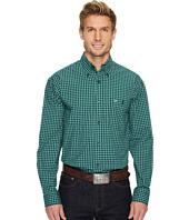 Wrangler - 20X Competition Ac Shirt Button Plaid