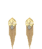 Alexis Bittar - Rocky Medallion Post Earrings