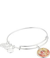Alex and Ani - Words are Powerful - Seaside Peace Love Music Bangle Bracelet