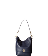 Tommy Hilfiger - Almira Pebble Leather North/South Hobo