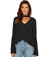 Sanctuary - Raven Choker Top