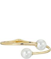 Kate Spade New York - Golden Girl Bauble Open Hinged Cuff Bracelet