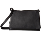 Luxe Grain Rolled Flap Bag