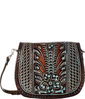 Patricia Nash - Savini Flap Saddle Bag