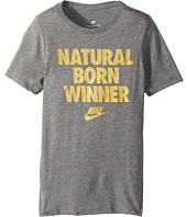 Nike Kids - Sportswear Born Winner T-Shirt (Little Kids/Big Kids)