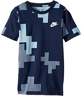 Nike Kids - Sportswear Abacus Futura T-Shirt (Little Kids/Big Kids)