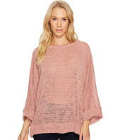 Nally & Millie - Dolman Sleeve Open Knit Op