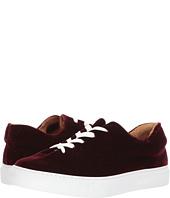 SOLOVIÈRE - Velvet Sneaker