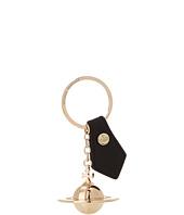 Vivienne Westwood - Round Orb Gold Keyring