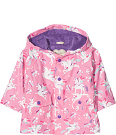 Hatley Kids - Rainbow Unicorns Raincoat (Infant)