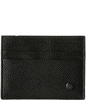 Giorgio Armani - Caviar Leather Card Holder
