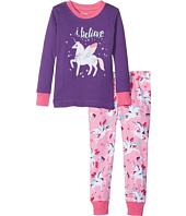 Hatley Kids - I Believe in Unicorns PJ Set (Toddler/Little Kids/Big Kids)