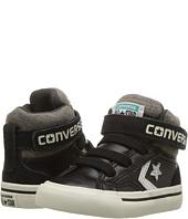 Converse Kids - Pro Blaze Strap Leather and Suede - Hi (Infant/Toddler)